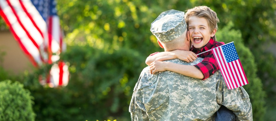 SSD benefits and military discharge